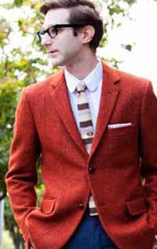 Traditional Tweed